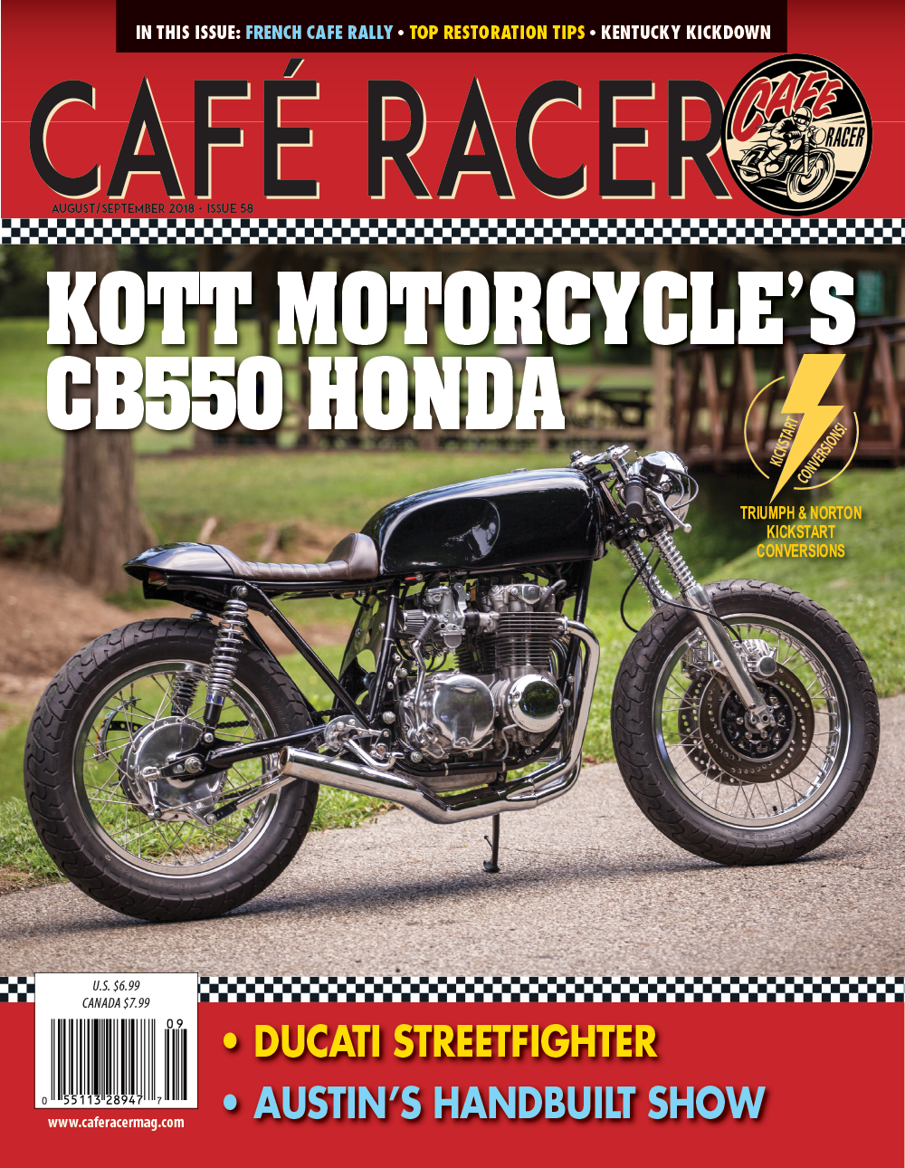 CR57 Cover